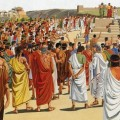 Débat à Athenes