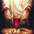 Jesus le pain le vin