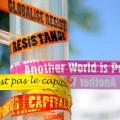 Slogans altermondialistes